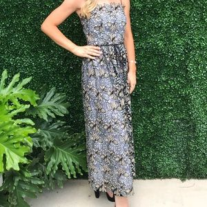 Dresses & Skirts - Floral Lace Gown